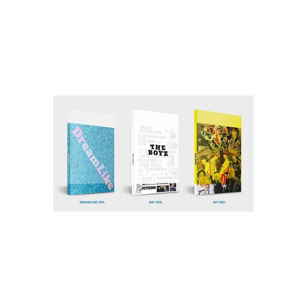 The Boyz - 4th Mini Album DreamLike (Random Ver.)