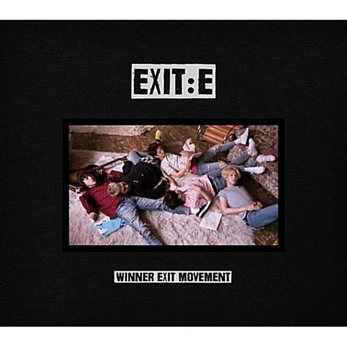 Winner - 1st Mini Album Exit : E (Random Verion)