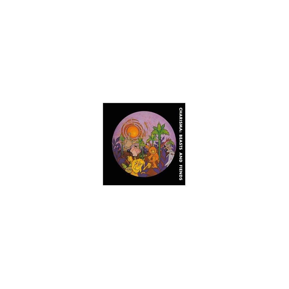 Charisma - Beasts and Fiends Mini LP CD