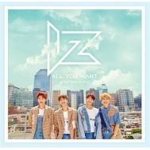 IZ - 1st Mini Album All You Want