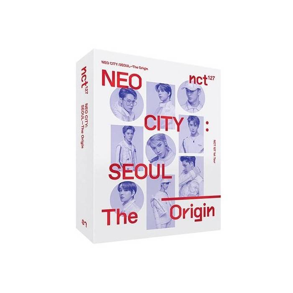 NCT 127 - Neo City Seoul The Origin (Kihno Video)