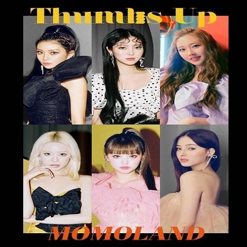Momoland - 2nd Single Album: Thumbs Up CD