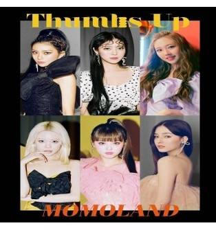Momoland - 2nd Single Album: Thumbs Up CD
