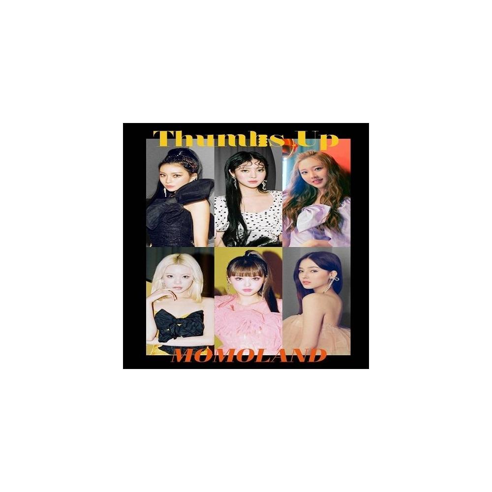Momoland - 2nd Single Album Thumbs Up