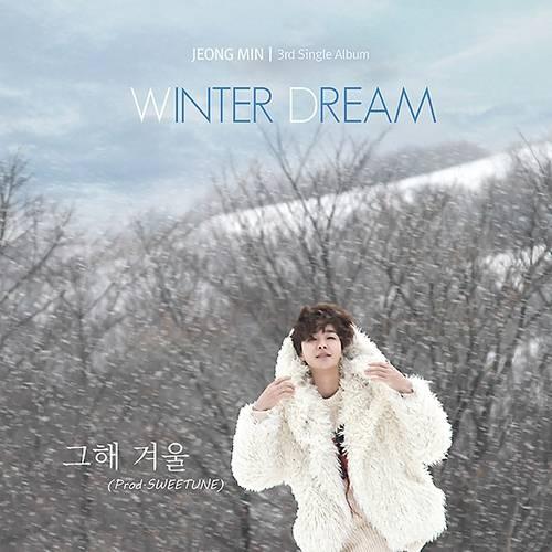 Jeong Min (Boyfriend) - 3rd Single Album: Winter Dream CD
