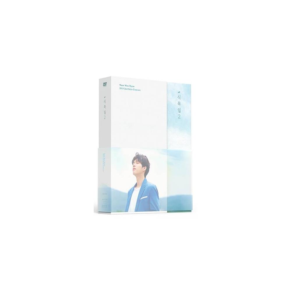 Nam Woo Hyun - 2019 2nd Solo Concert DVD