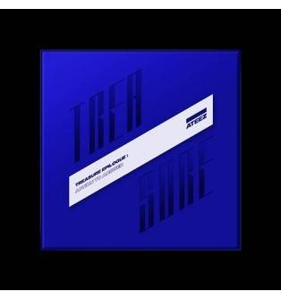ATEEZ - Treasure Epilogue - Action To Answer CD (Z Version)