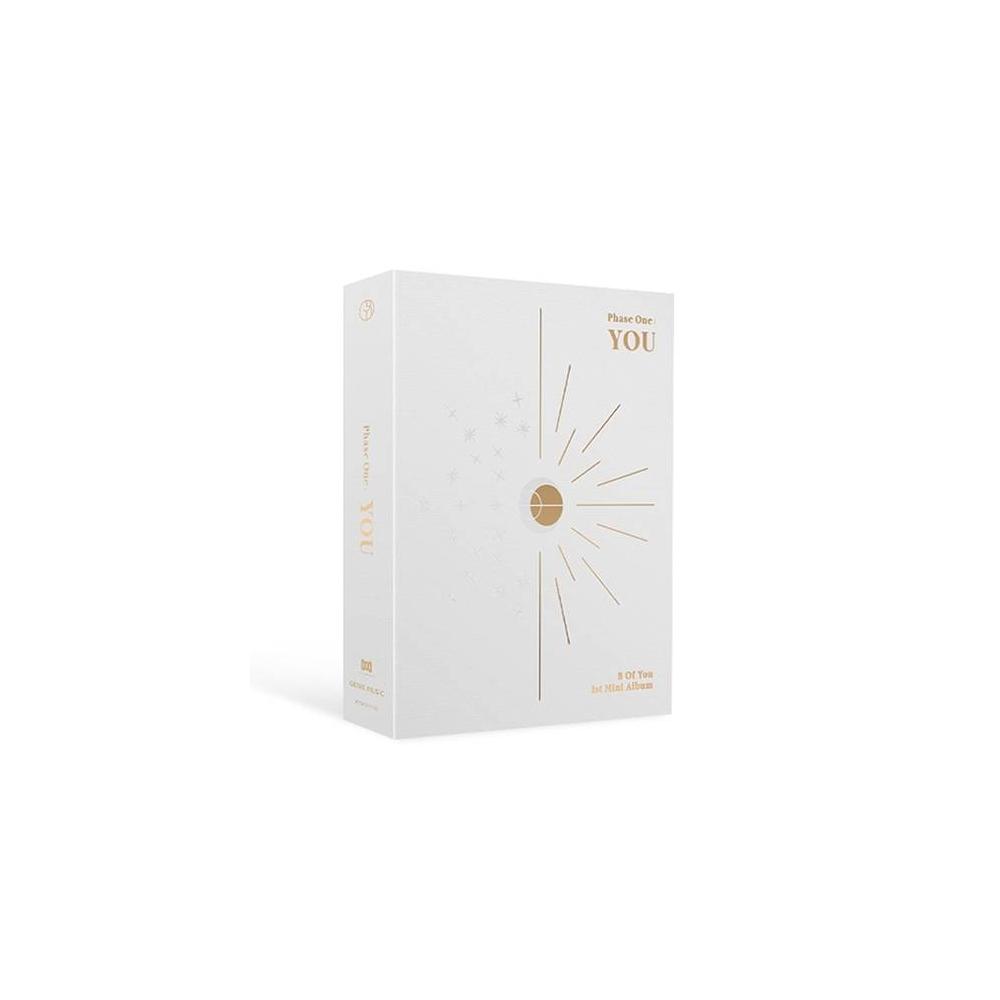 B.O.Y - 1st Mini Album Phase One YOU (6AM Ver.)