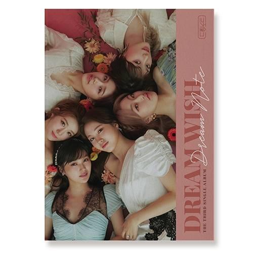 Dreamnote - 3rd Single Album: Dreamwish CD