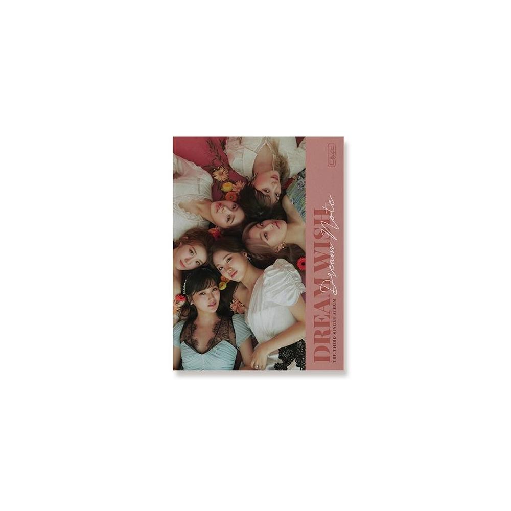 Dreamnote - 3rd Single Album Dreamwish