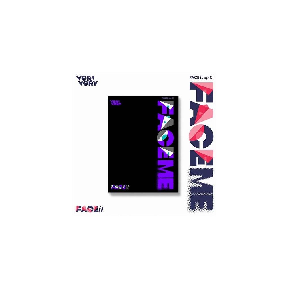 VERIVERY - 3rd Mini Album Face Me Kit Album