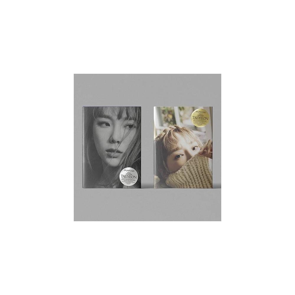 Taeyeon - 2nd Album Repackage Purpose