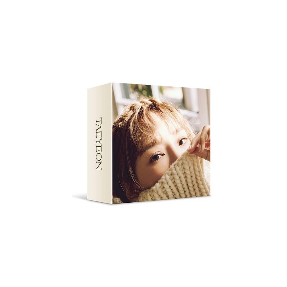 Taeyeon - 2nd Album Repackage Purpose Kihno Album