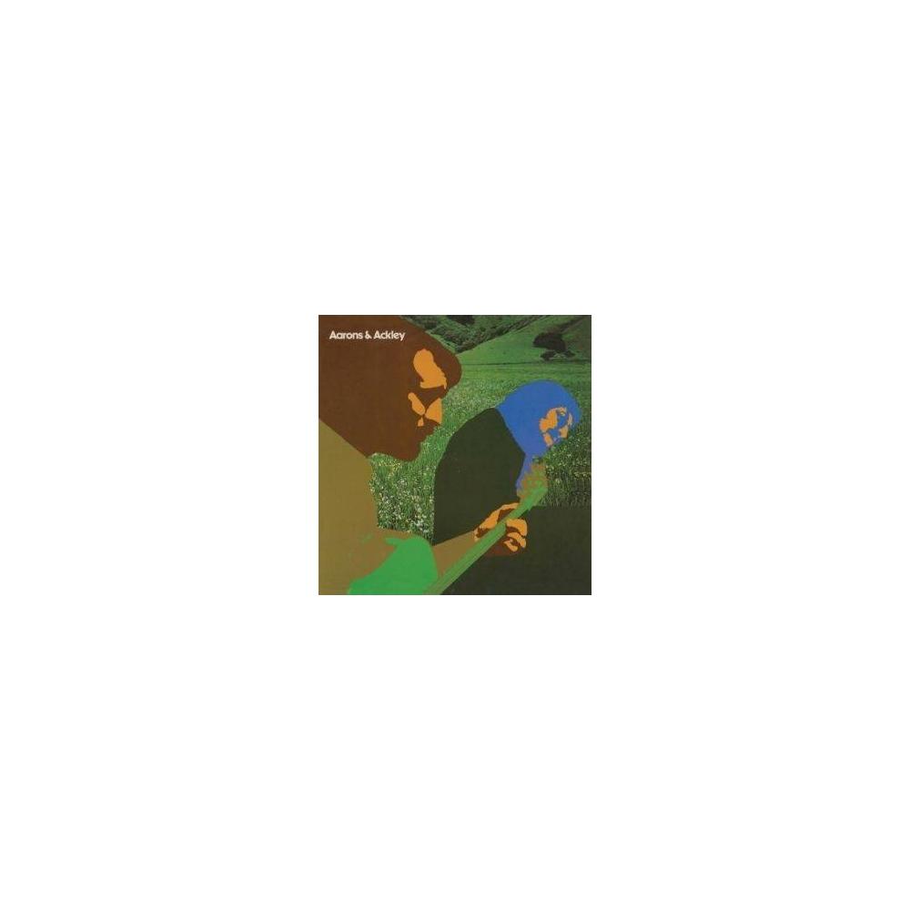 Aarons & Ackley - Aarons & Ackley Mini LP CD