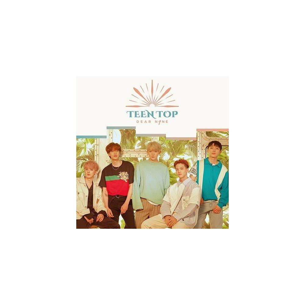 TEEN TOP - 9th Mini Album DEAR.N9NE (Journey Ver.)
