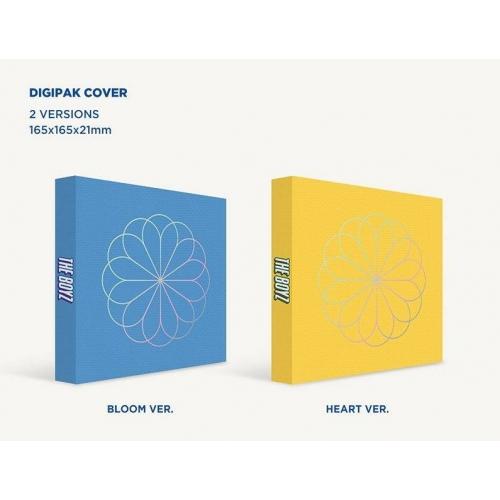 THE BOYZ - 2nd Single Album: Bloom Bloom CD (Random version)