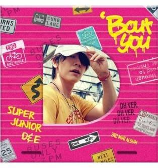Super Junior D&E - 2nd Mini Album 'Bout You (Donghae Ver.)