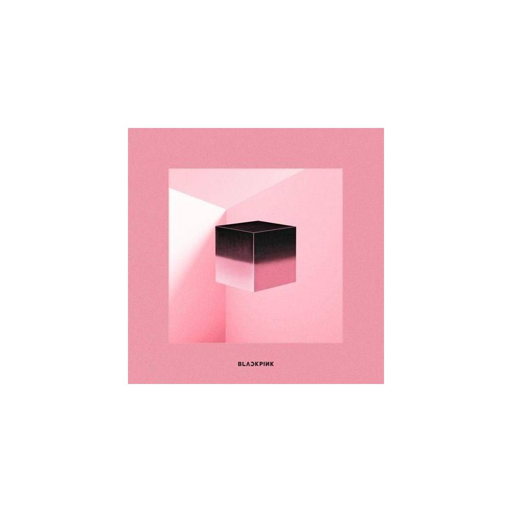 BLACKPINK - 1st Mini Album Square Up (Pink Ver.)