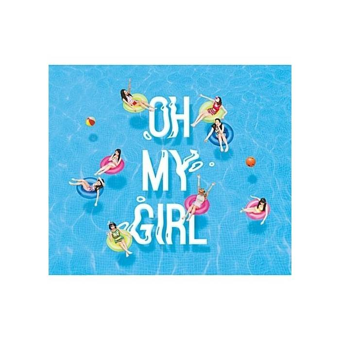Oh My Girl - Summer Special Album Listen to Me