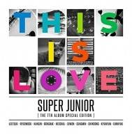 Super Junior - 7th Album Repackage: This is Love CD