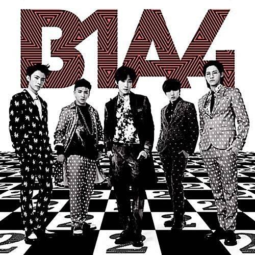 B1A4 - Japan 2nd Album: 2 CD