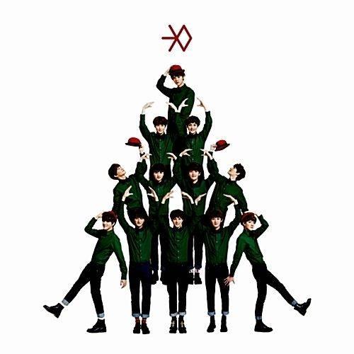 EXO - Winter Special Album: Miracles in December (Korean Version) CD