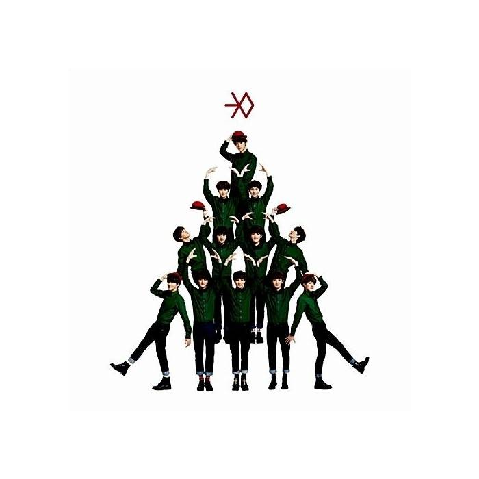 EXO - Winter Special Album Miracles in December (Korean Ver.)