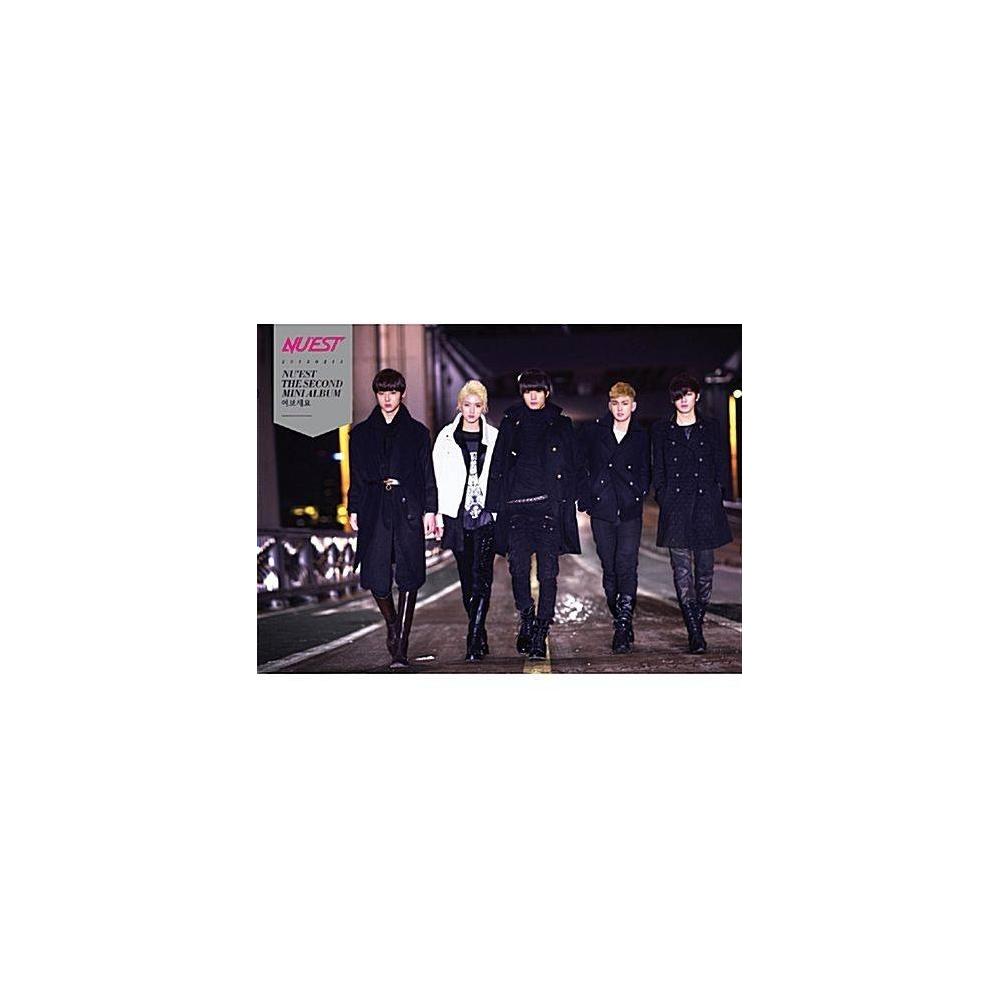 Nu'est - 2nd Mini Album Hello