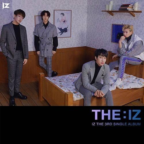 IZ - 3rd Single Album: THE:IZ CD