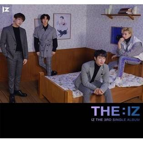 IZ - 3rd Single Album THE:IZ