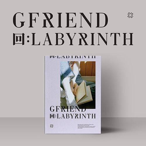 GFRIEND - 8th Mini Album: 回:LABYRINTH CD (Room Version)