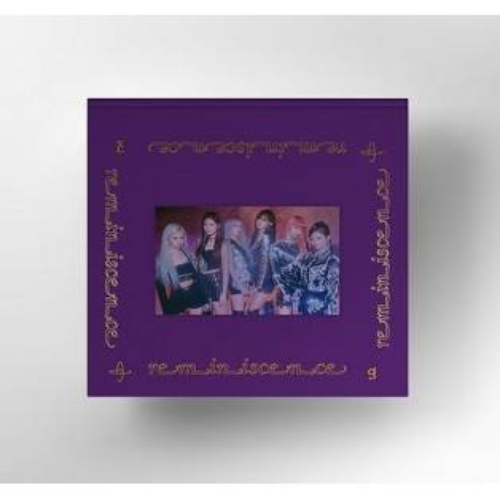 EVERGLOW - 1st Mini Album reminiscence
