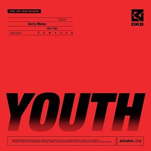 DKB - 1st Mini Album: Youth CD