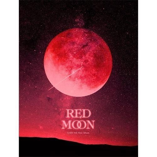 KARD - 4th Mini Album: Red Moon CD