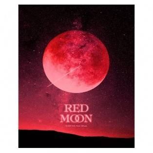 KARD - 4th Mini Album Red Moon