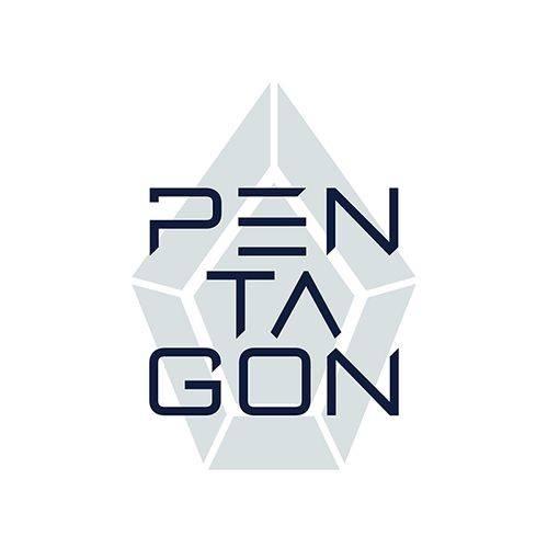 PENTAGON - 1st Album UNIVERSE: THE BLACK HALL CD (Downside Version)