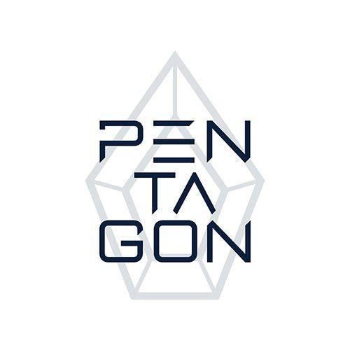 PENTAGON - 1st Album UNIVERSE THE BLACK HALL (Upside Ver.)