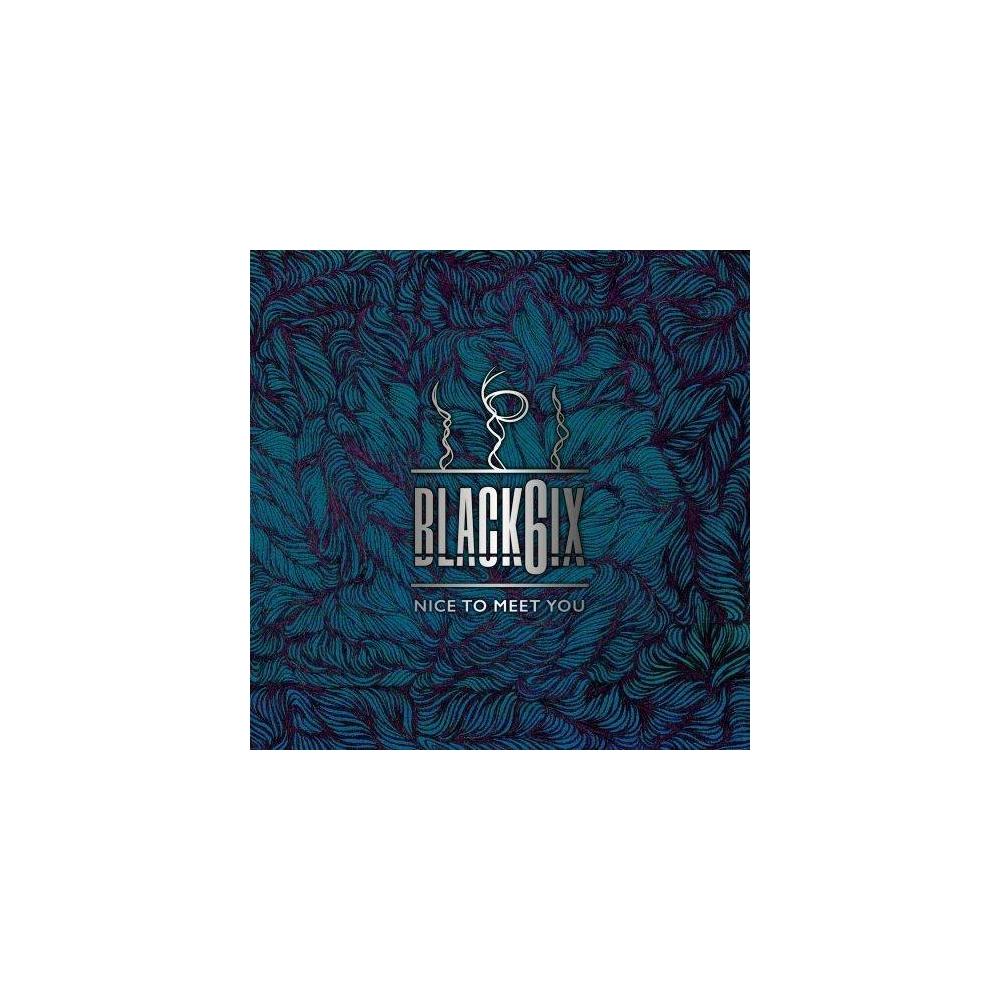 BLACK6IX - 2nd Mini Album Nice to Meet You