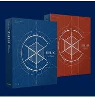 CIX - 2nd Mini Album 'HELLO' Chapter 2: Hello, Strange Place CD (Random Version)
