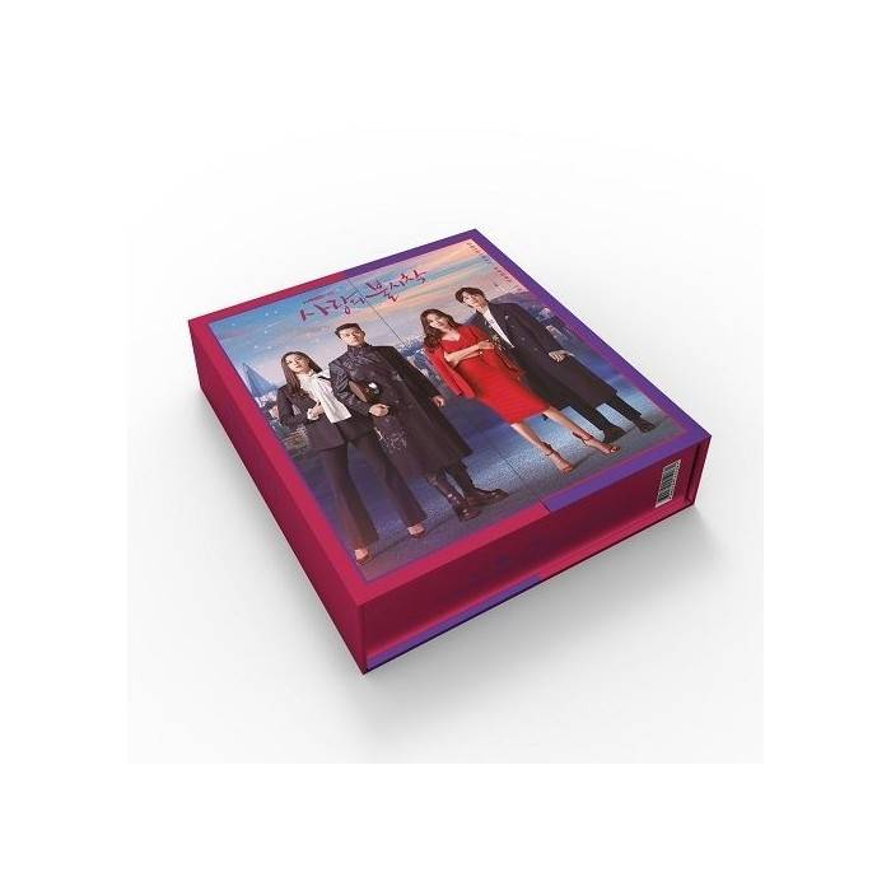 Crash Landing on You OST CD (tvN Drama)