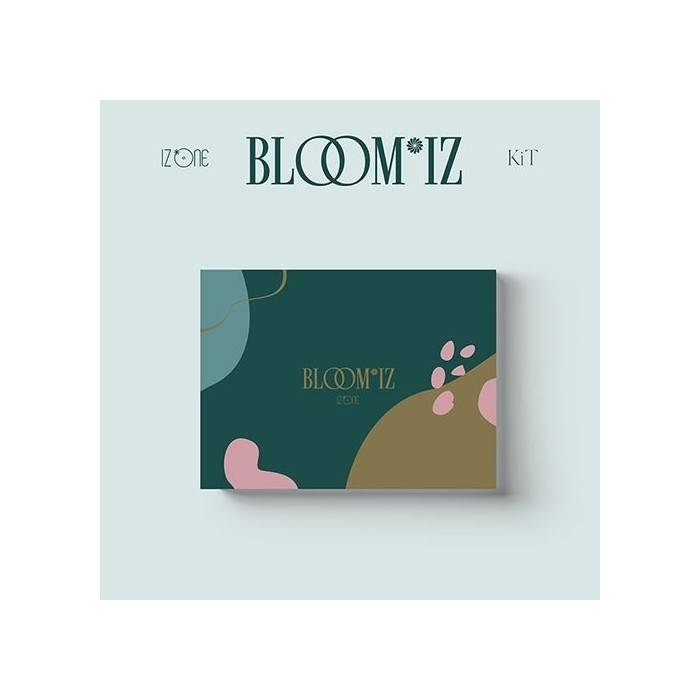 IZ*ONE - 1st Album BLOOM*IZ Kit Album