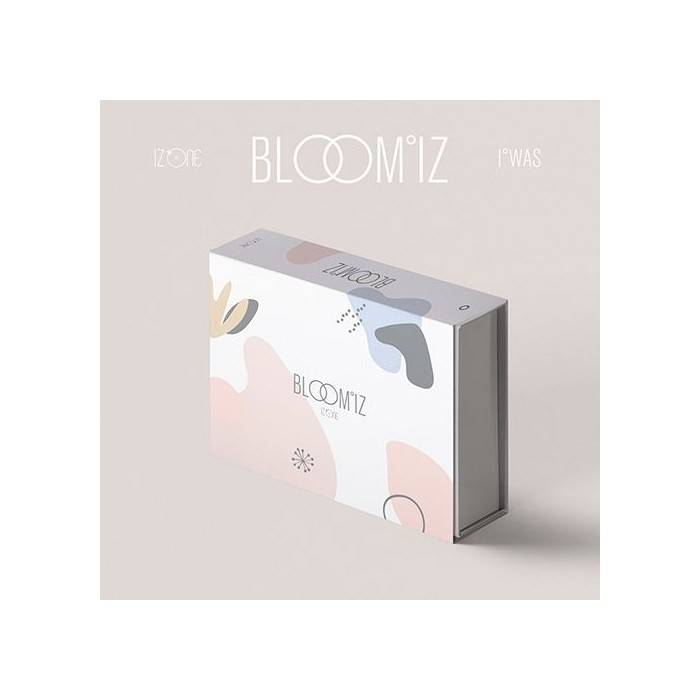 IZ*ONE - 1st Album BLOOM*IZ (I*WAS Ver.)
