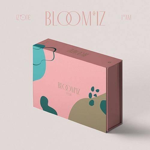 IZ*ONE - 1st Album: BLOOM*IZ CD (I*AM Version)