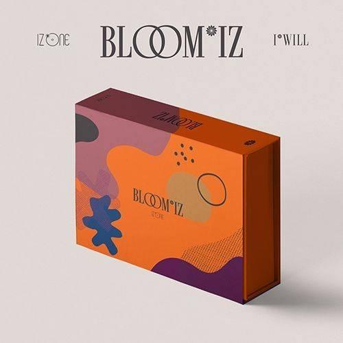 IZ*ONE - 1st Album BLOOM*IZ (I*WILL Ver.)