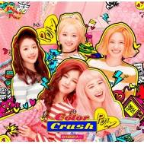 Elris - 2nd Mini Album Color Crush