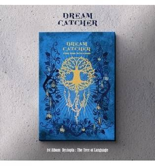 Dreamcatcher - 1st Album Dystopia: The Tree Of Language CD (V version)