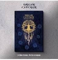 Dreamcatcher - 1st Album Dystopia: The Tree Of Language CD (L version)