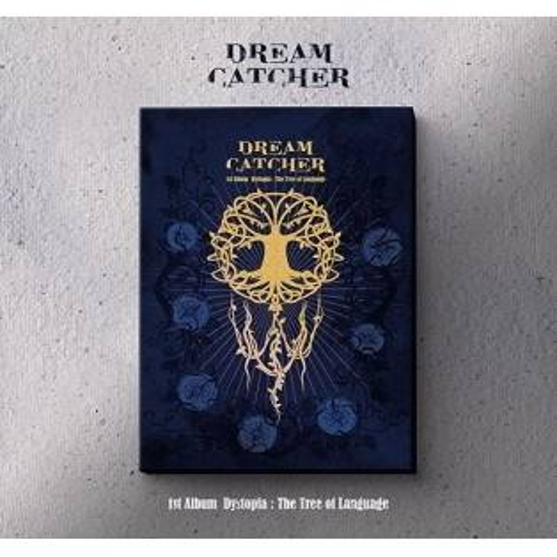 Dreamcatcher - 1st Album Dystopia: The Tree Of Language CD (L version)