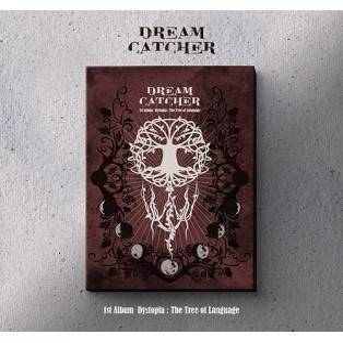 Dreamcatcher - 1st Album Dystopia: The Tree Of Language CD (I version)