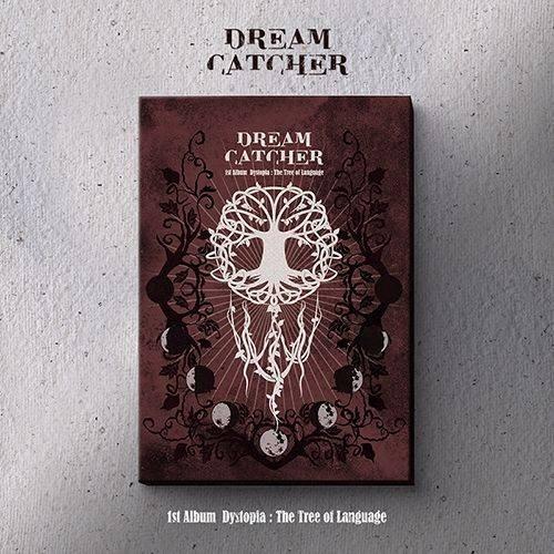 Dreamcatcher - 1st Album Dystopia The Tree Of Language (I Ver.)